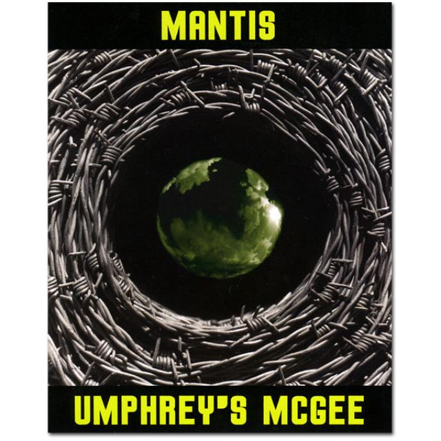 Umphrey's McGee- Mantis Handbill