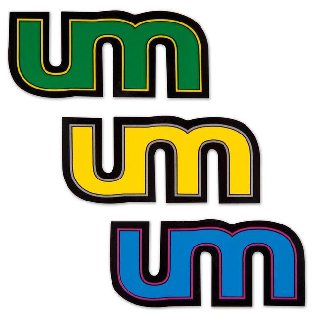 "Umphrey's McGee 1x2"" Sticker"