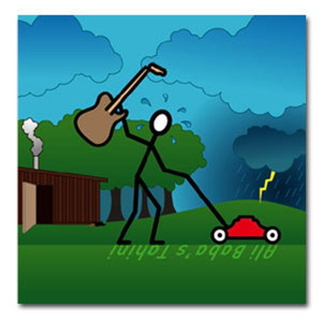 Umphrey's Mcgee Rockstars and Lawnmowers by Ali Baba's Tahini CD