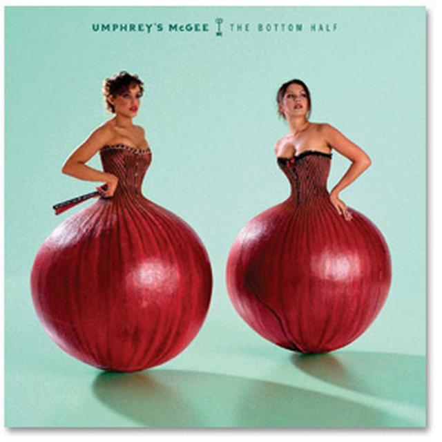 Umphrey's McGee- The Bottom Half CD