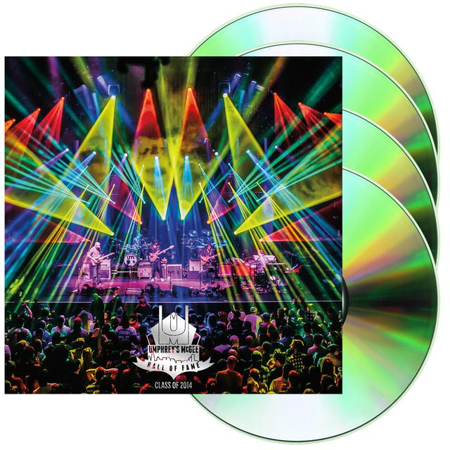 Umphrey's Mcgee Hall of Fame: Class of 2014 CD