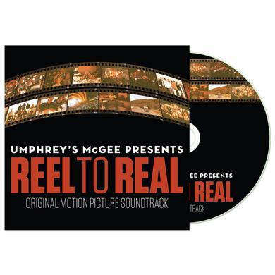 Umphrey's McGee Reel To Real CD