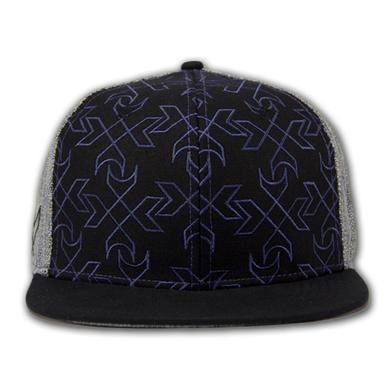 Umphrey's Mcgee UM Grassroots Hat - Black/Grey