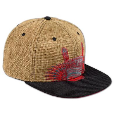 Umphrey's Mcgee UM Grassroots Hat - Black/Hemp