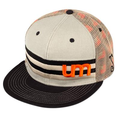 Umphrey's Mcgee UM Grassroots Hat - Black/Orange