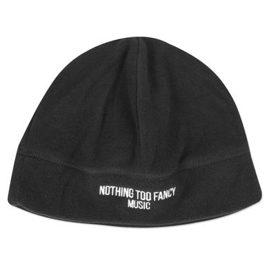 Umphrey's Mcgee UM Black Fleece Beanie with Nothing Too Fancy Music Logo