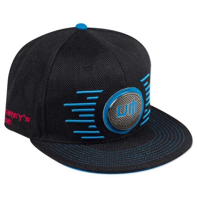 Umphrey's Mcgee Grassroots Metal Patch Hat- Snapback & Fitted