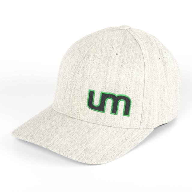 Umphrey's Mcgee UM Heather Gray Logo Baseball Cap