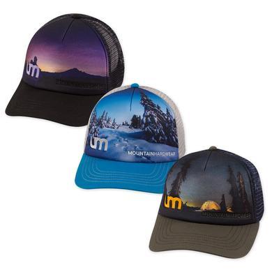 Umphrey's Mcgee UM X MHW Trucker Hat