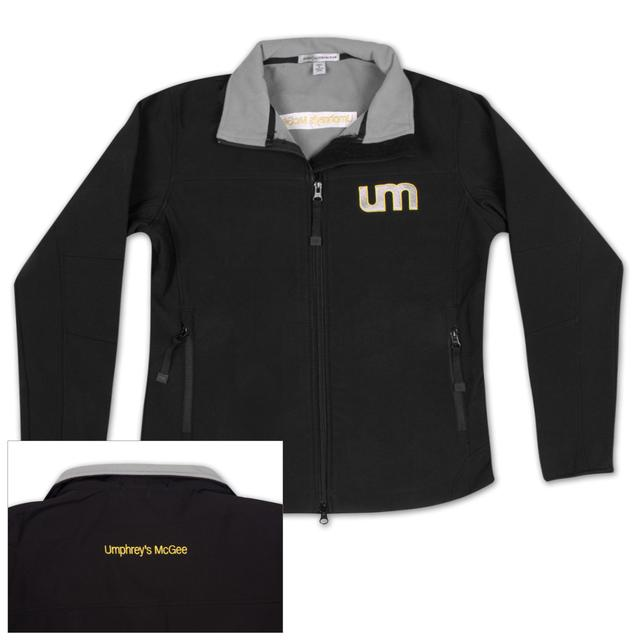 Umphrey's Mcgee Ladies Soft Shell Jacket