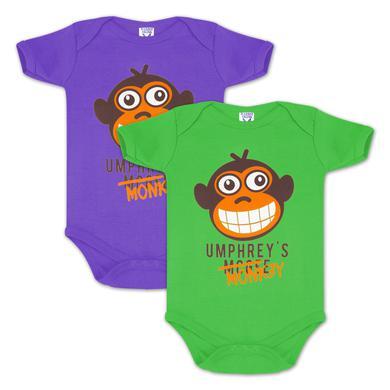 Umphrey's Mcgee Umphrey's Monkey Onesie