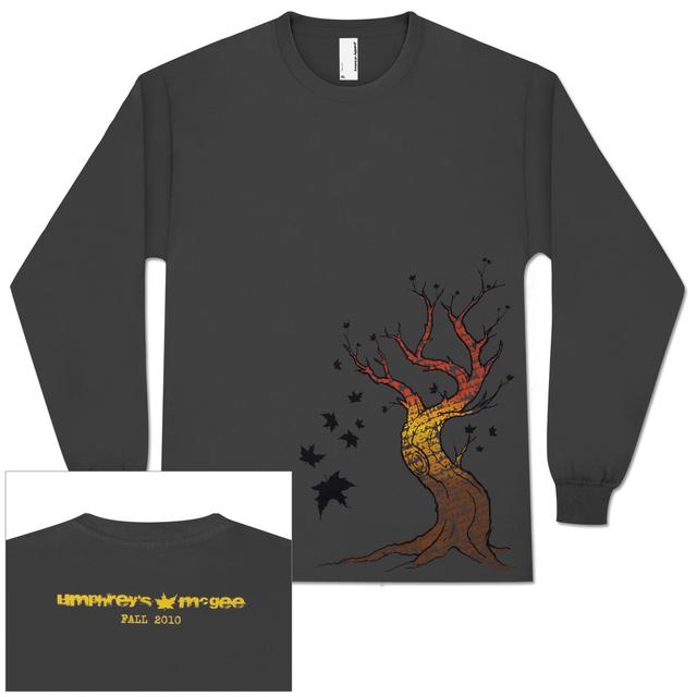Umphrey's Mcgee UM Long Sleeve Tree T-Shirt