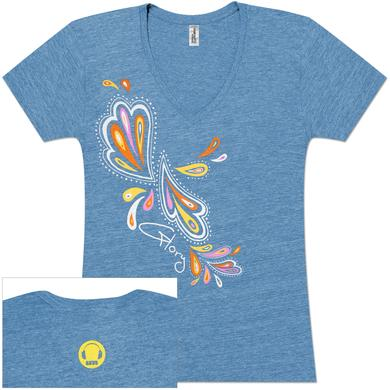 Umphrey's Mcgee Glory Ladies V-Neck
