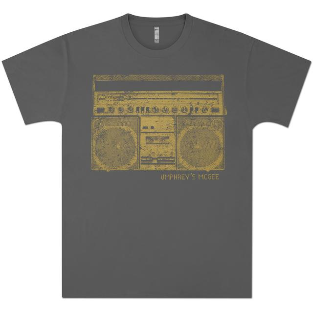 Umphrey's McGee Stereo Tee Size Small