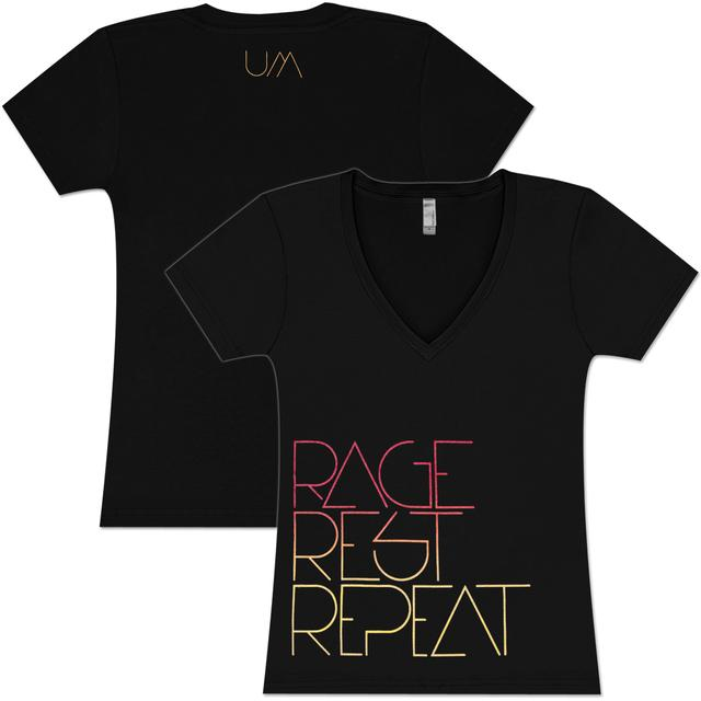 Umphrey's McGee Ladies Rage V-Neck