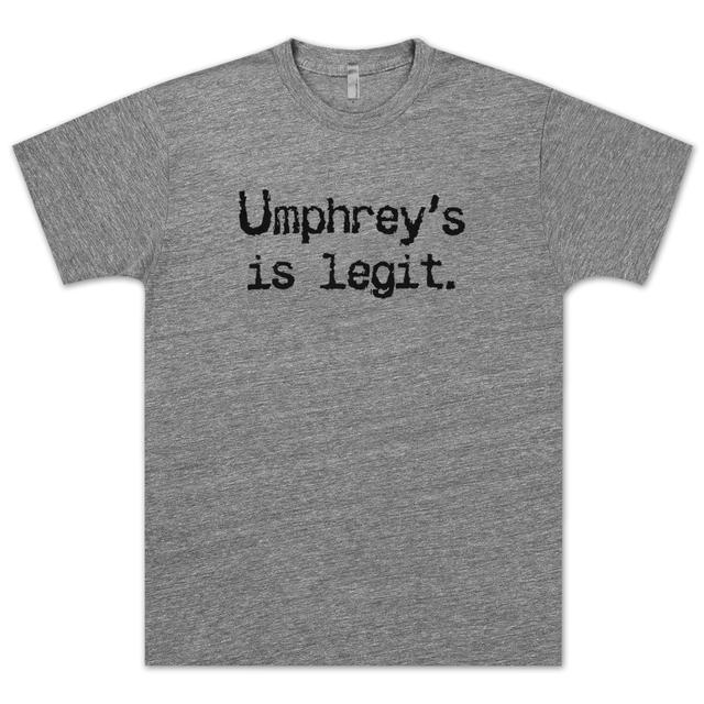 Umphrey's Mcgee Umphrey's Is Legit Tee