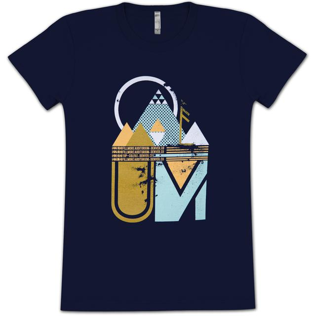 Umphrey's Mcgee Ladies Colorado NYE Event Tee
