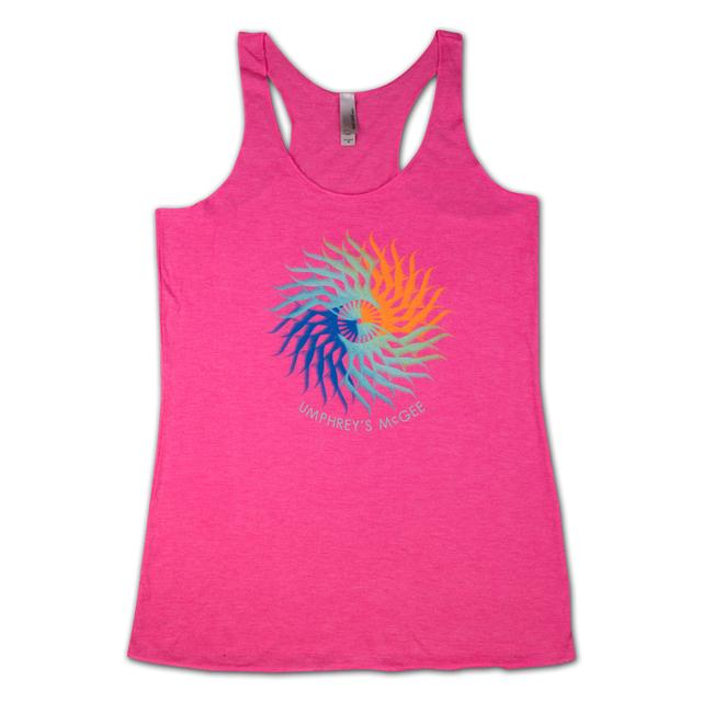 Umphrey's Mcgee UM Colorful Ass Wheel Ladies Tank