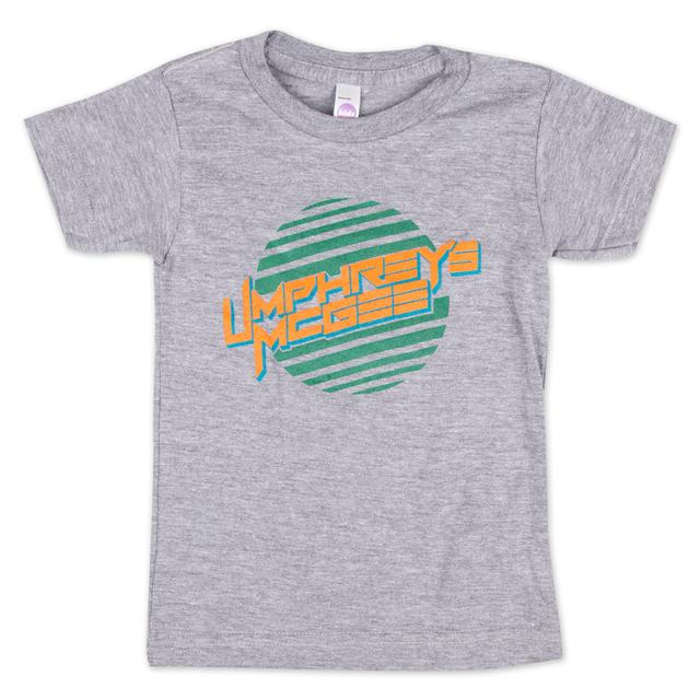 Umphrey's Mcgee UM Striped Sun Boys Tee