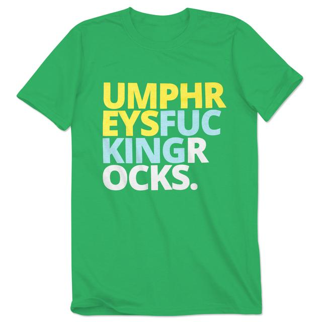 Umphrey's Mcgee Umphreysfuckingrocks Tee