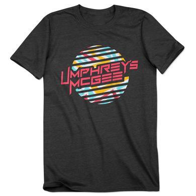 Umphrey's Mcgee UM Tiki Stripe Tee