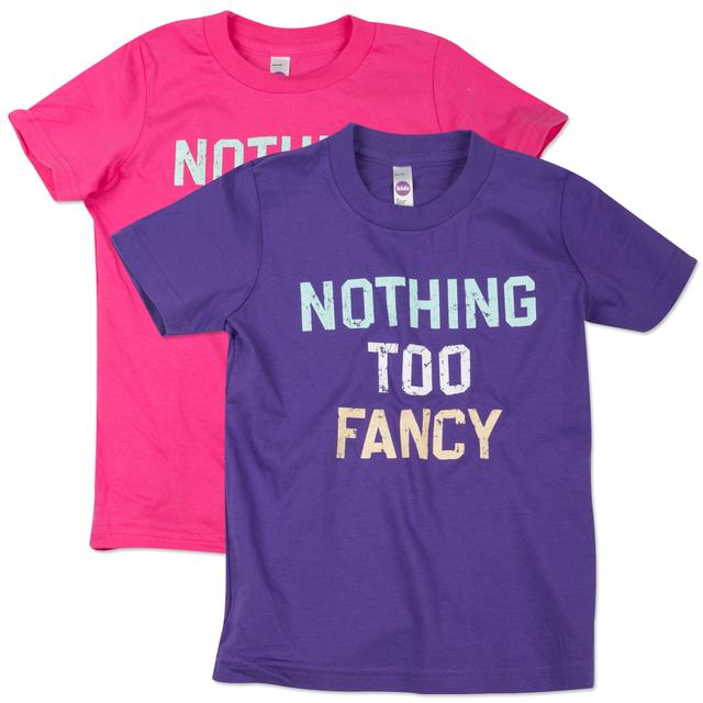 Umphrey's Mcgee Nothing Too Fancy Youth T-Shirt