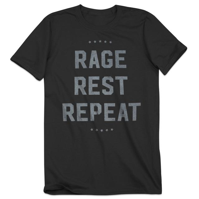 Umphrey's Mcgee Rage Rest Repeat Crewneck