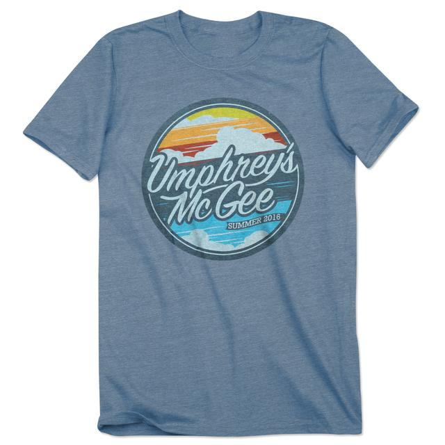 Umphrey's Mcgee Summer Vibes Denim Tee
