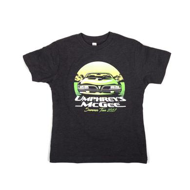 Umphrey's Mcgee Youth Summer Road Racer Tee