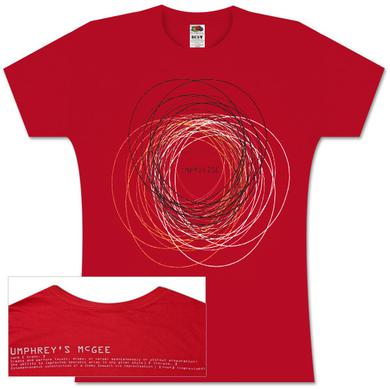 Umphrey's Mcgee The UMDefinition Series: IMPROVISE Logo Ladies Short Sleeve