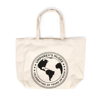 Umphrey's Mcgee 20th Anniversary Reusable Tote