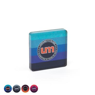 Umphrey's Mcgee Striped Acrylic Magnets