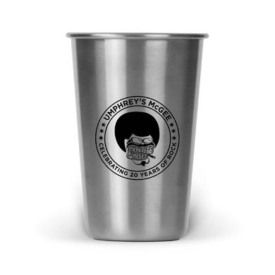 Umphrey's Mcgee Afroman Stainless Steel Pint Glass