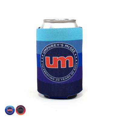 Umphrey's Mcgee Striped Koozie