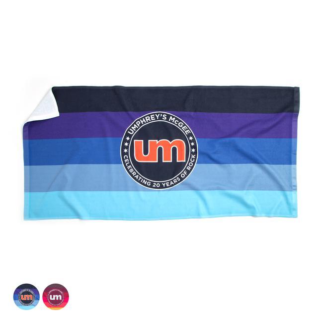 Umphrey's Mcgee Striped Summer Towel