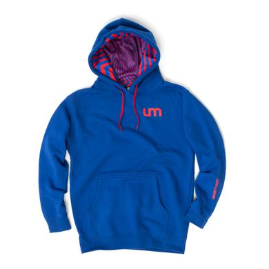 Umphrey's Mcgee Sublimated Spiral Hoodie