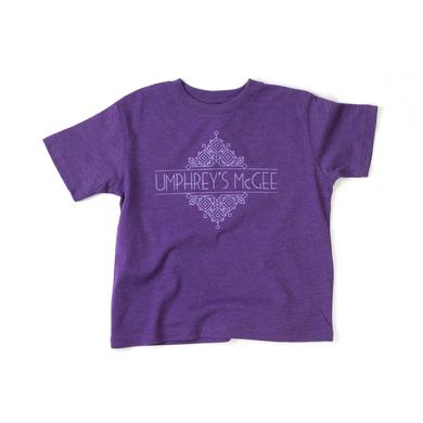 Umphrey's Mcgee Youth Jewel Logo T-Shirt