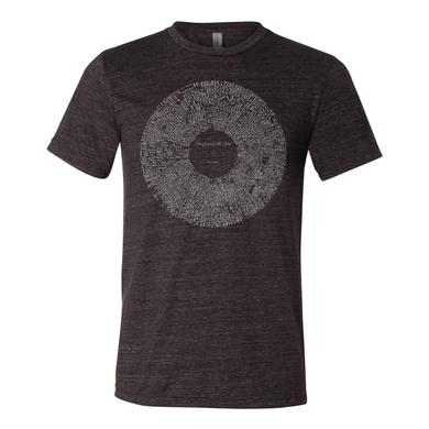 Umphrey's Mcgee it's not us Album Schematic Tee