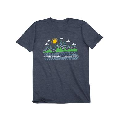 Umphrey's Mcgee UM X Nate Duval Youth Squiggle Tee