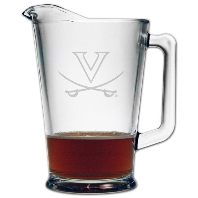 UVA 60oz Etched Pitcher