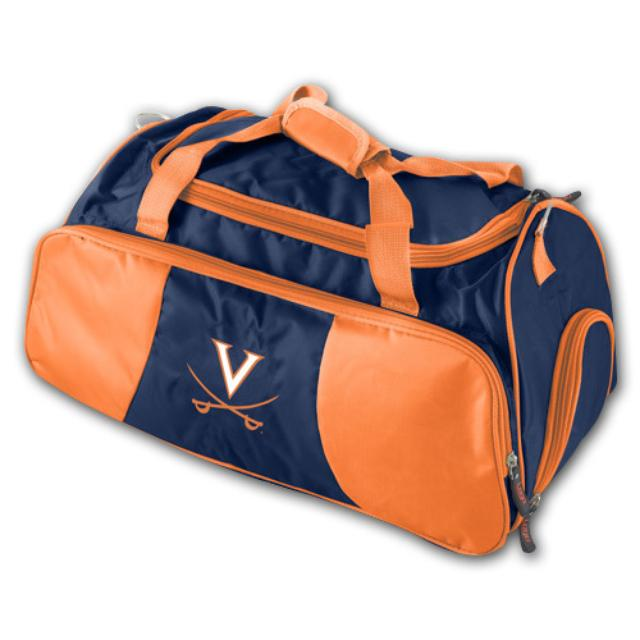 UVA Athletic Duffel Bag