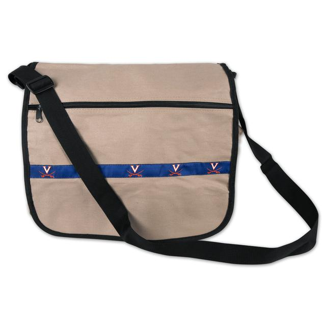 UVA Messenger Bag