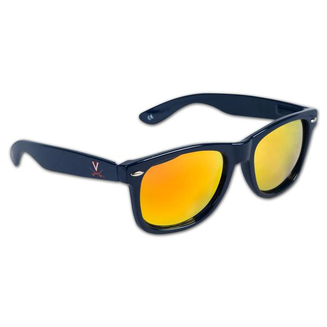 UVA Society43 Sunglasses Navy