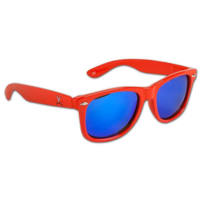 UVA Society43 Sunglasses Orange