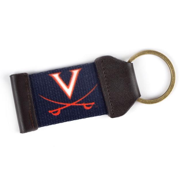 UVA Keychain Champ
