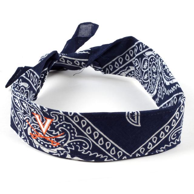 UVA Bandana Headband