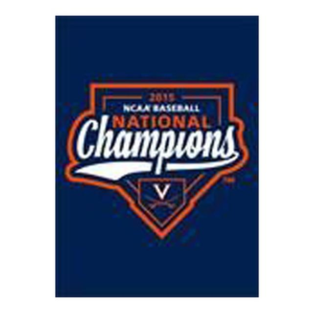 UVA CWS Champions Garden Flag