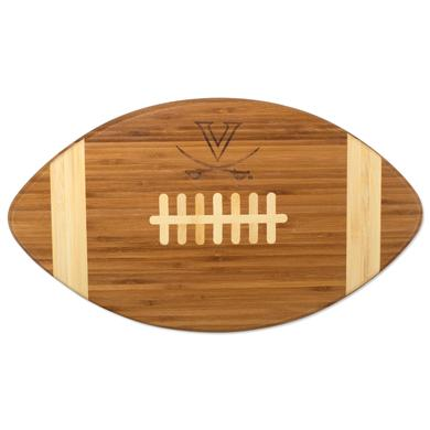 UVA Touchdown cutting board
