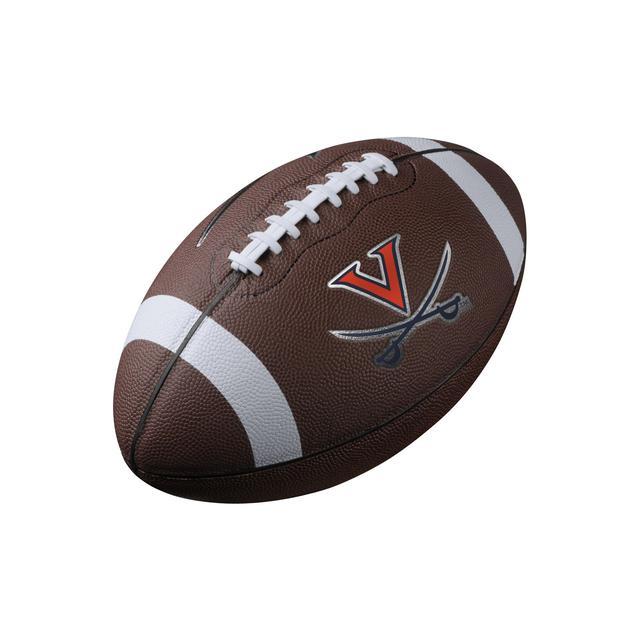 UVA Spiral Tech Replica Football