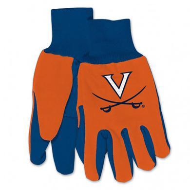 UVA Athletics University of Virginia Gloves - Two Tone